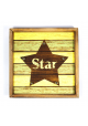 CARTEL LUMINOSO STAR
